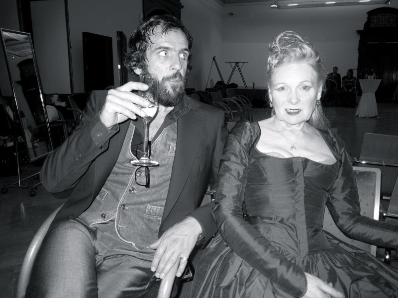 Andreas Kronthaler & Vivienne Westwood