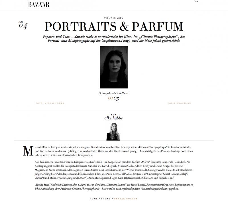 Harpers Bazaar 2