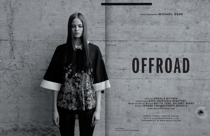 FAQ 1 Magazine offroad by michael dürr