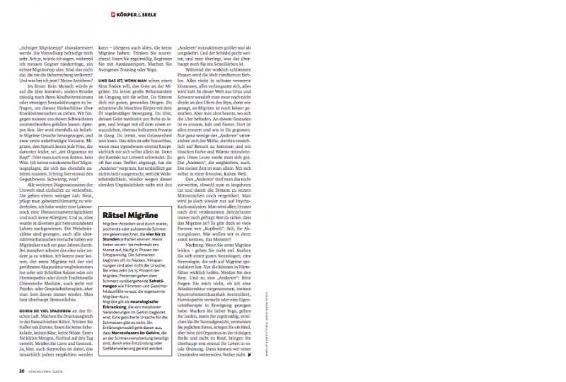 Ute Woltron Stern Magazine (c) Michael Dürr 3