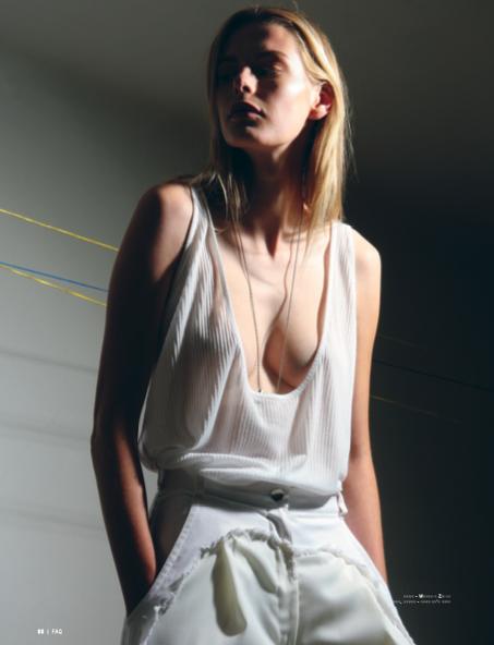 Laura Strantz (c) by Michael Dürr for FAQ magazine 3