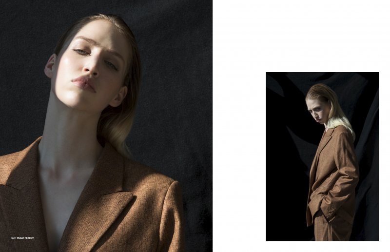 Maja Holm (c) Michael Dürr for Soma Magazine 3