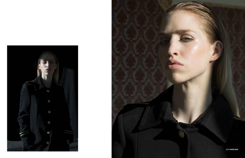 Maja Holm (c) Michael Dürr for Soma Magazine 4