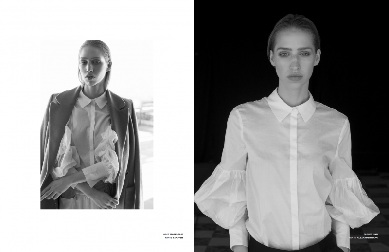 Maja Holm (c) Michael Dürr for Soma Magazine 6