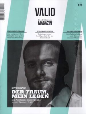 VALID MAGAZINE David Rinner (c) Michael Dürr