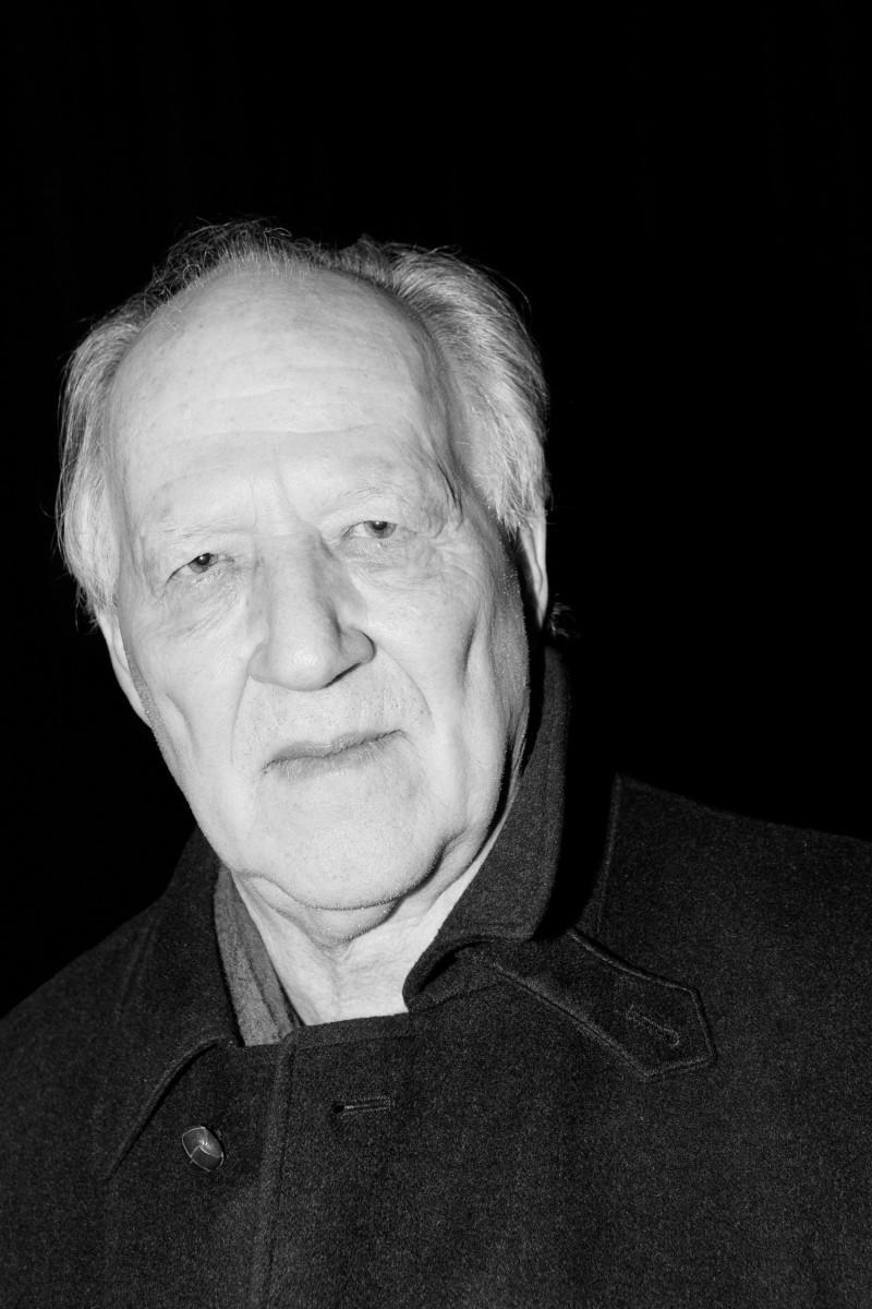 Werner Herzog (c) Michael Dürr
