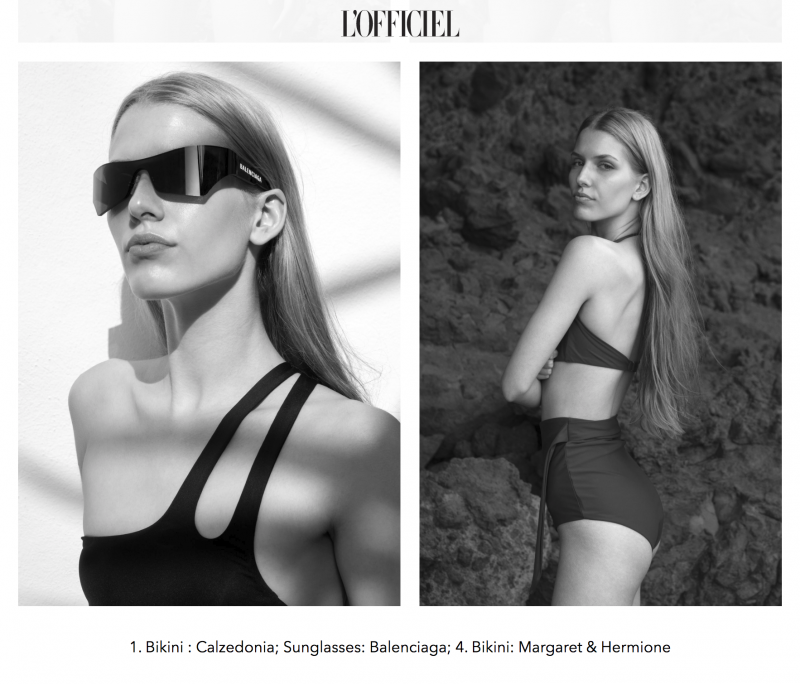 2 L'Officiel Magazine Swimwear Lanzarote (c) Michael Dürr