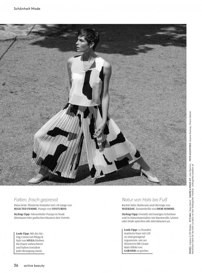 Active Beauty (c) Michael Dürr